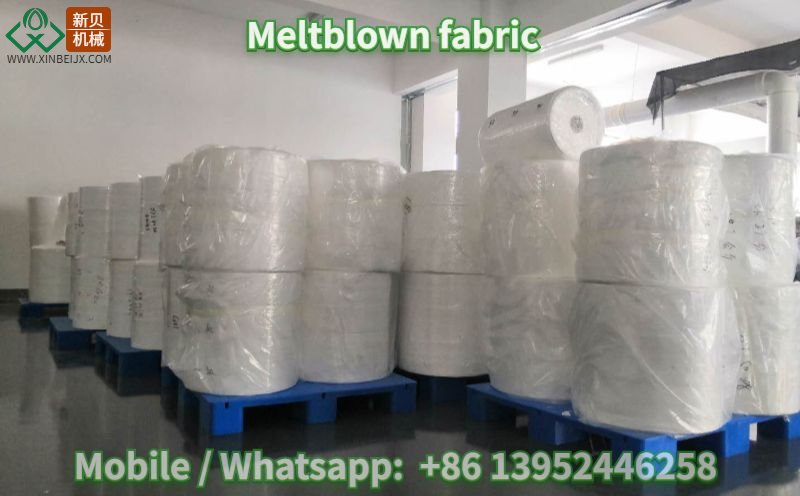 Meltblown fabric